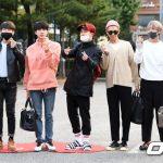 「PHOTO@ソウル」防弾少年団、B.A.P、NCT DREAMら「ミュージックバンク」のリハーサルへ