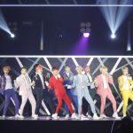 """13人組ボーイズグループ""""セブチ""""ことSEVENTEENのワールドツアー日本公演を9/18オンエア!<ライブレポート>"""