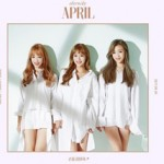 「APRIL」、新曲ティーザーユニット画像を公開