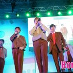 「取材レポ」(B1A4編)OH MY GIRL、パク・サンチョル、ユン・ミンスの4組がシークレットコンサートで多彩なステージ披露!「日韓交流おまつり2017 in Tokyo」開催
