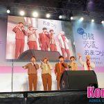 「速報」B1A4、OH MY GIRL、パク・サンチョル、ユン・ミンスの4組がシークレットコンサートに登場!「日韓交流おまつり2017 in Tokyo」今年も大盛況!