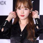 「PHOTO@ソウル」歌手IUさわやかな輝く笑顔,オーディオ製品発売記念イベントに出席