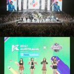 「EXO」「Wanna One」ら出演、「KCON AUSTRALIA」大盛況で幕