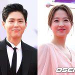 「SDA 2017」パク・ポゴムとパク・ボヨン、韓流ドラマ男女演技者賞受賞「全世界のファンに感謝」