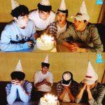 """NU'EST W、デビュー2000日を祝う…僕たちと一緒に2000日を迎えてくれて感謝します"""""""
