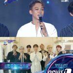 「2017 SOBA」EXO、「人気賞」に続いて「本賞」受賞...防弾少年団は「アーティスト賞」受賞