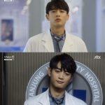 SHINeeミンホ、ドラマ「気がつけば18」でイケメン医師と平凡な高校生を演じ分ける