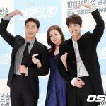 「PHOTO@ソウル」SUPER JUNIORチェ・シウォン& カン・ソラら、ドラマ『ピョン・ヒョクの愛』制作発表会に参加