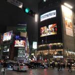 東方神起がハロウィンで盛り上がる渋谷の街をジャック?!大型5面ビジョンを1時間ジャックOA!