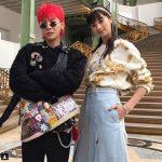 「BIGBANG」G-DRAGON、中条あやみとの2ショットが話題…パリファッションウィークでも独自の存在感