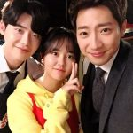 俳優イ・ジョンソク、キム・ソヒョン、イ・サンヨプ、ドラマの撮影現場を公開
