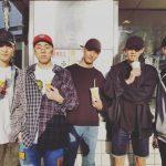 EXOチャンヨル、Block Bジコ、俳優チェ・テジュン、CNBLUEジョンヒョン、韓国を超えてアジアを熱狂させる友情ショット
