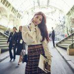 女優パク・シネ、パリのファッションウィークを照らした美貌
