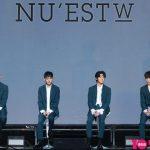 "NU'EST W、4人での活動に大きな期待…""ミンヒョンもがんばれと"""