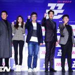 「PHOTO@ソウル」俳優ヒョンビン、ユ・ジテ、ナナら、映画「クン」の制作報告会に出席