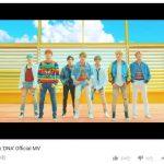 「公式的立場」防弾少年団「DNA」MV、K-POPグループ史上最短期間で再生回数1億回突破
