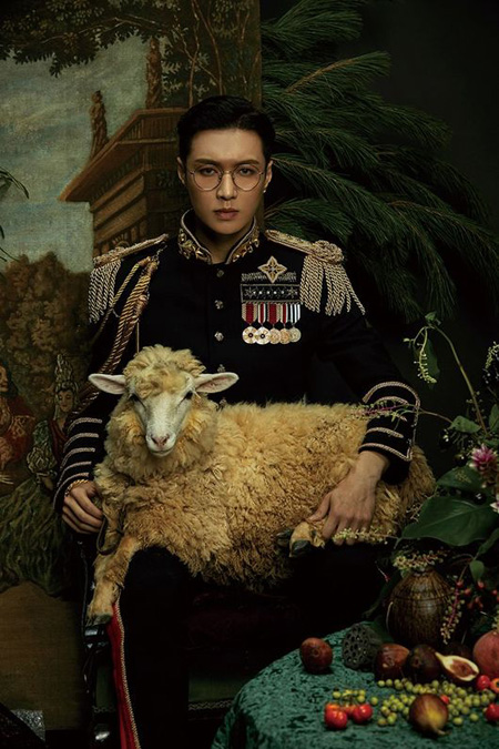 "「EXO」LAY(レイ)、2枚目ソロアルバムを中国で発表 ""完ぺきに魅了"""