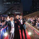 蒼井優、阿部サダヲ、白石監督に韓国・釜山が熱狂! 釜山国際映画祭レッドカーペットに登場
