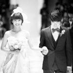 TABLO(EPIK HIGH)−女優カン・ヘジョン、結婚8周年迎える