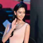 女優クララ、中国映画「ウーマン・イン・レッド」で「2017東京・中国映画週間ゴールド・クレイン賞」人気賞を受賞
