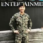 俳優イ・スンギ、さらに凛々しさを増した姿での除隊に事務所代表も大喜び