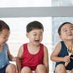 俳優ソン・イルグクと三つ子の息子、「第22回BIFF」最年少ゲストに決定