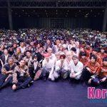 「取材レポ」SEVENTEEN、THE RAMPAGE、SUPER★DRAGON、注目の日韓アーティストが夢の共演!『THE STAR NEXTAGE』 開催!