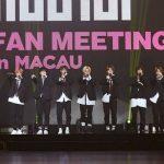 「NCT 127」、マカオ初ファンミーティングが大盛況