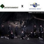 「TRCNG」、ユニバーサルミュージックと契約結び日韓同時デビューへ