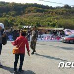 俳優キム・スヒョン、静かに新兵教育隊に入所完了