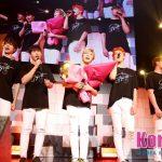 「取材レポ」U-KISS、新体制初ライブツアー埼玉公演も大盛況! 「5人でも破壊力のあるグループになって、KISSmeに幸せを届けたい」