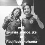 SHIHO、俳優チャン・グンソクと日本で再会…仲良し2ショット公開