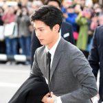 「PHOTO@ソウル」俳優パク・ボゴム、パク・ヒョンシクら、俳優ソン・ジュンギとソン・ヘギョの結婚式に出席