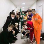 "BTOB&RAINZ、微笑ましい集合ショットが公開""BTOB先輩、応援ありがとうございます!"""