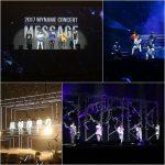 「イベントレポ」MYNAME、インス入隊前最後となるコンサートを盛況裏に終了…情熱的なステージでファンを魅了