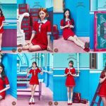 "gugudan、1stシングル「Act.3 Chococo Factory」個人予告イメージ公開…""8人8色の魅力"""