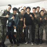 ユン・ドヒョン、軍服務中のチュウォン×イム・シワンとパチリ