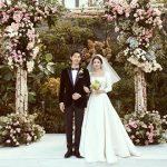 【公式】俳優ソン・ジュンギ‐ソン・ヘギョ夫妻、「結婚式の違法ドローン撮影関連の訴訟はしない」
