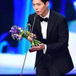 「PHOTO@ソウル」パク・ボゴム、チソン、EXOら、「大韓民国大衆文化芸術賞」授賞式に登場