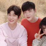 俳優イ・ジョンソク、miss Aスジ、イ・ッソンギョン、ユン・ギュンサンとドラマ特別出演の写真を公開