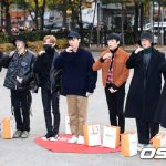 「PHOTO@ソウル」MONSTA X、Block B、ASTROら「ミュージックバンク」のリハーサルへ