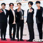 「PHOTO@ソウル」SUPER JUNIOR、EXO、Wanna Oneら出席、「2017 Asia Artist Awards」レッドカーペットイベント開催