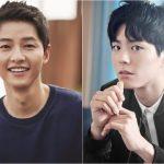俳優ソン・ジュンギ&パク・ボゴム、「2017 MAMA」にホストとして出演確定
