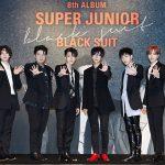 「SUPER JUNIOR」、台湾・香港・シンガポールのチャートで1位獲得!