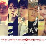 「SUPER JUNIOR」、新バージョンアルバムを28日に発売=「ユニット収録曲を追加」