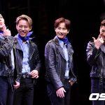 「PHOTO@ソウル」フィソン、B.A.Pデヒョン、SS501ホ・ヨンセンら、ミュージカル「ALL SHOOK UP」のプレスコール開催…各自の魅力溢れるエルビス