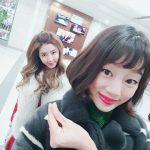 ドラマ共演の女優チェ・ヨジン&ファン・ボラ、結婚&妊娠のパク・ハンビョルを祝福