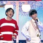 「プロデュース101」出演のヒョンソプ&ウィウン、音楽番組にデビュー
