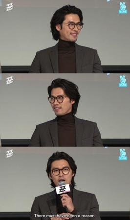 俳優ヒョンビン、映画「クン」への出演理由を明かす