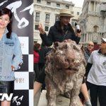 【全文】女優ソ・ユジョン、イタリア名所の銅像にまたがって撮影したことを謝罪